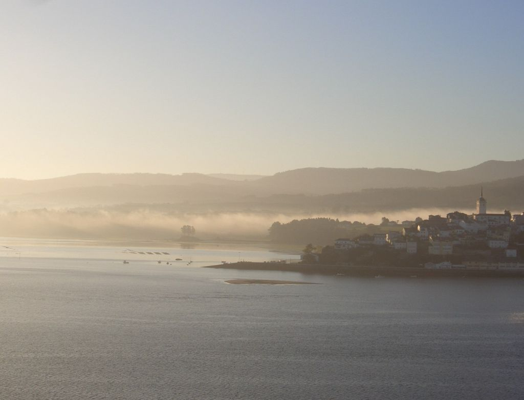 Morgenstimmung an Spaniens Küste